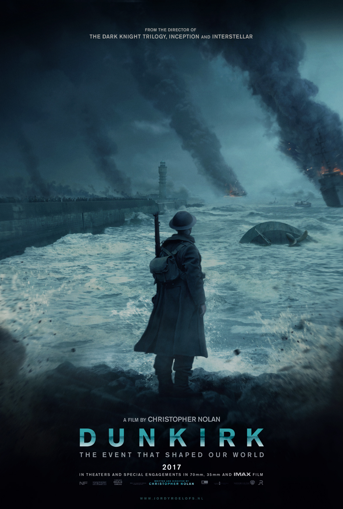 Best Movie of the Year – Dunkirk?