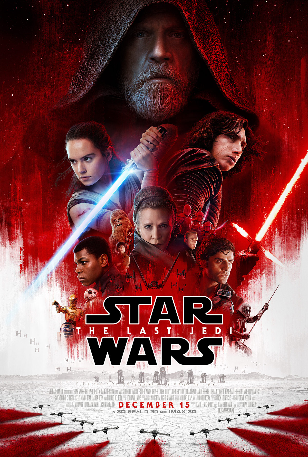 Best Movie of the Year – Star Wars: The Last Jedi?