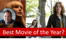 Red Sparrow and Thoroughbreds