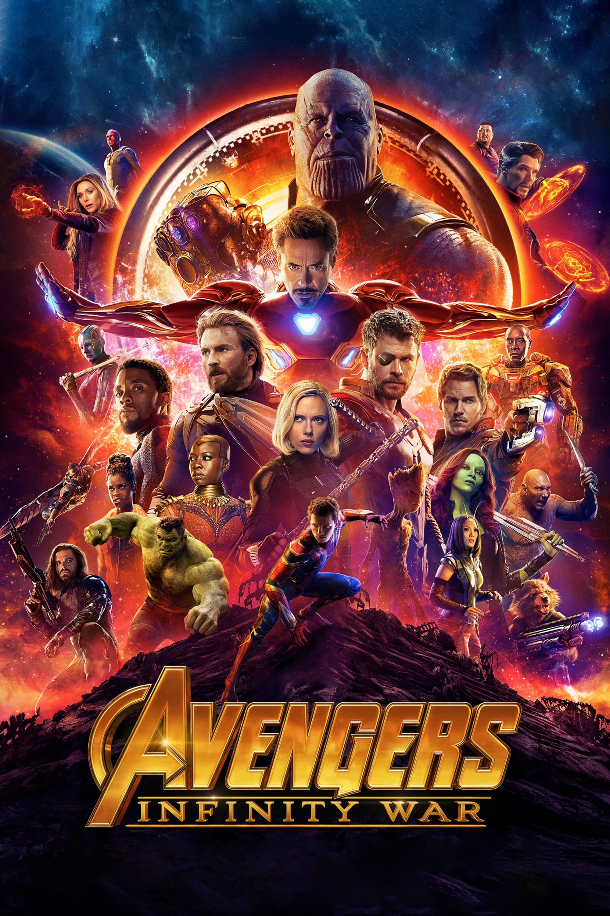 Avengers: Infinity War- Movie Review