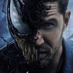 "Poster for the movie ""Venom"""