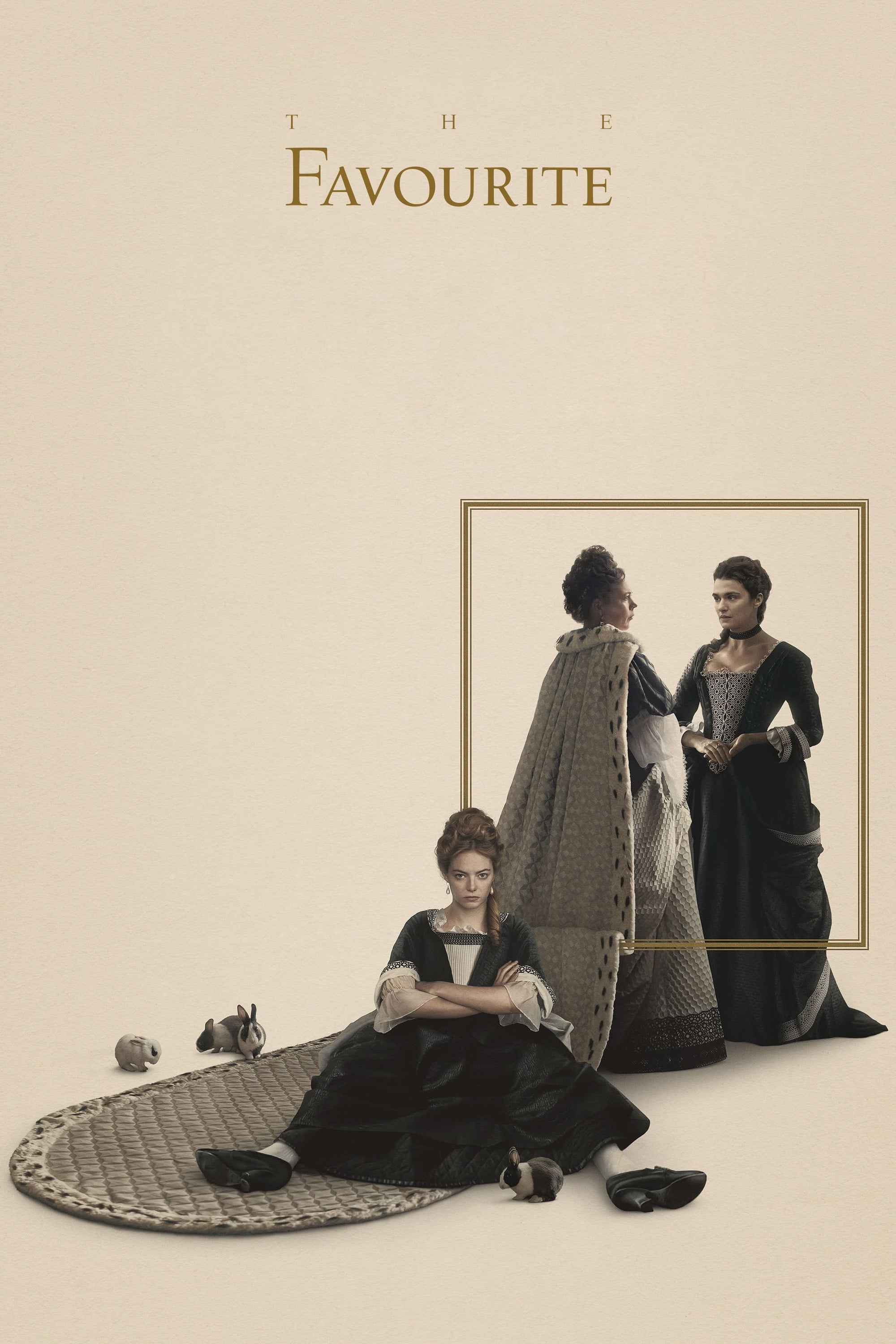 Ep75 – The Favourite  – Best Movies of 2018