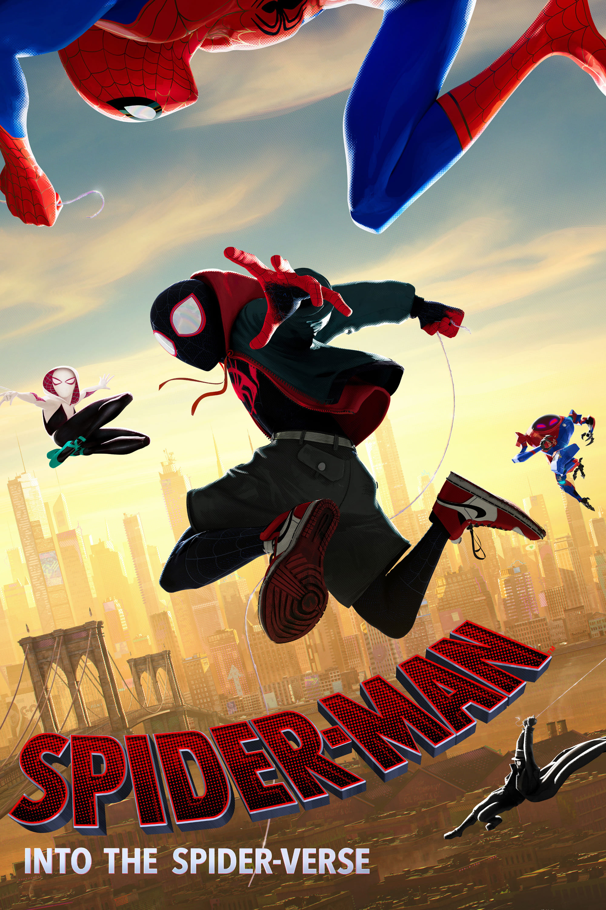 Ep77 – Spider-Man: Into the Spider-Verse  – Best Movies of 2018