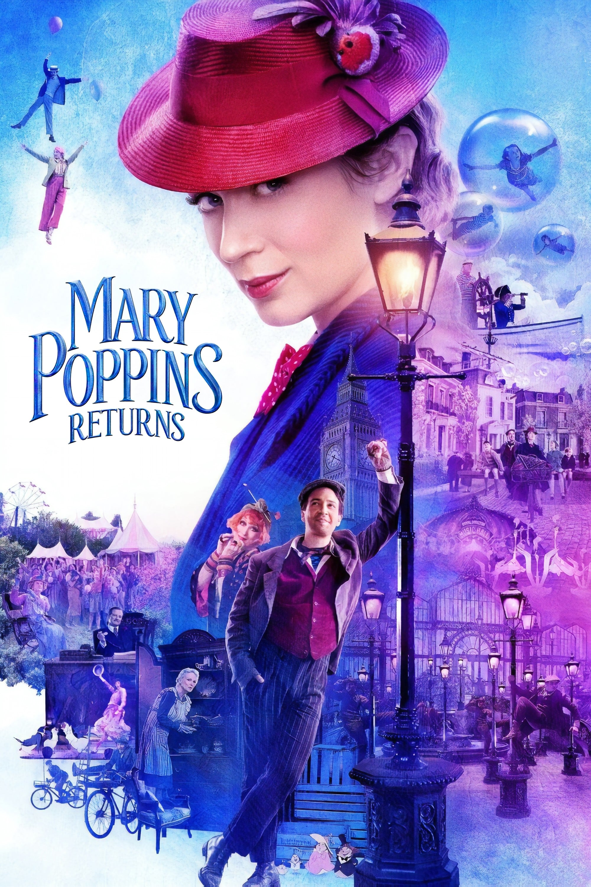 Ep79 – Mary Poppins Returns  – Best Movies of 2018