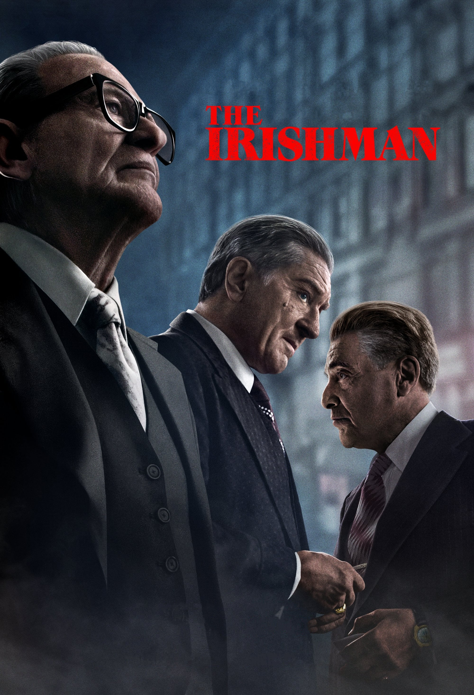 The Irishman – Trailer