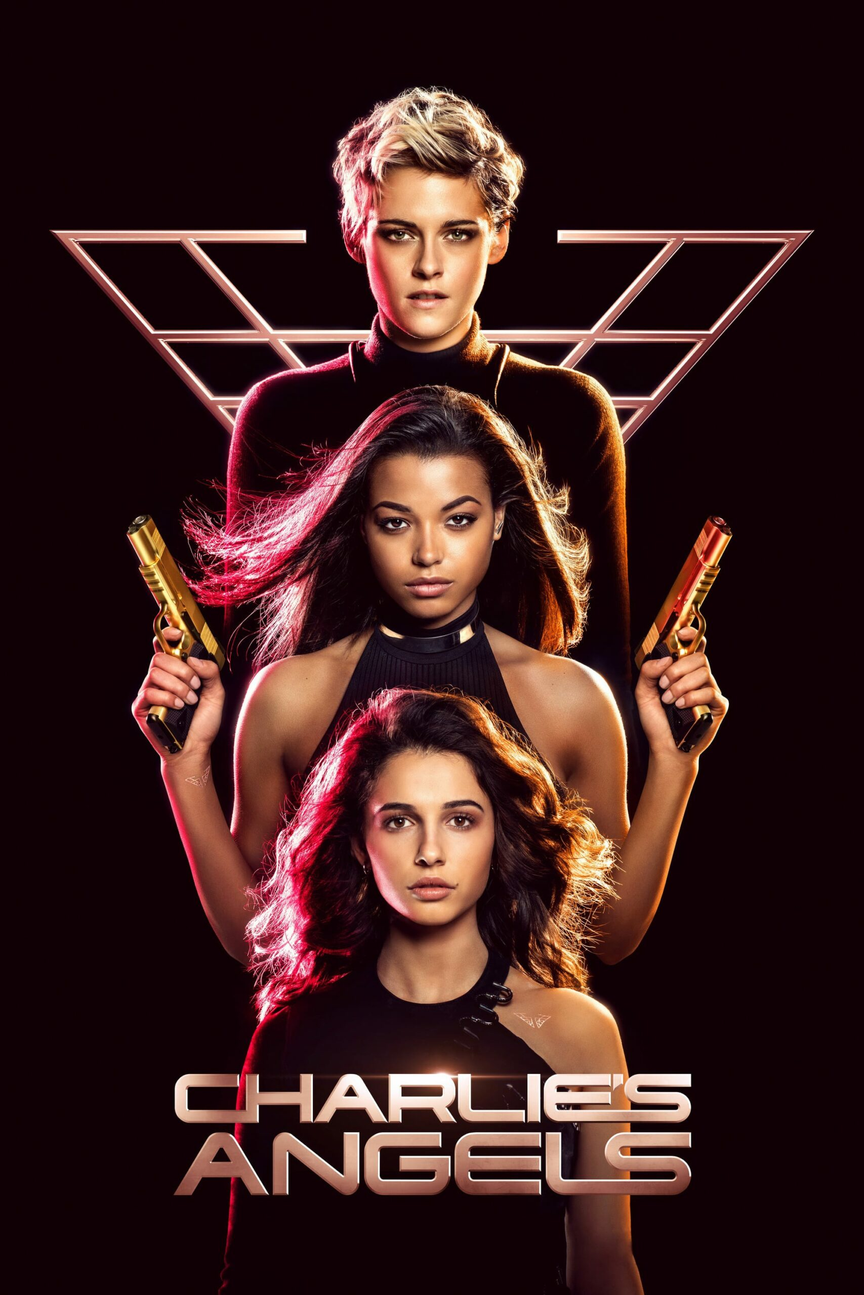 "Poster for the movie ""Charlie's Angels"""