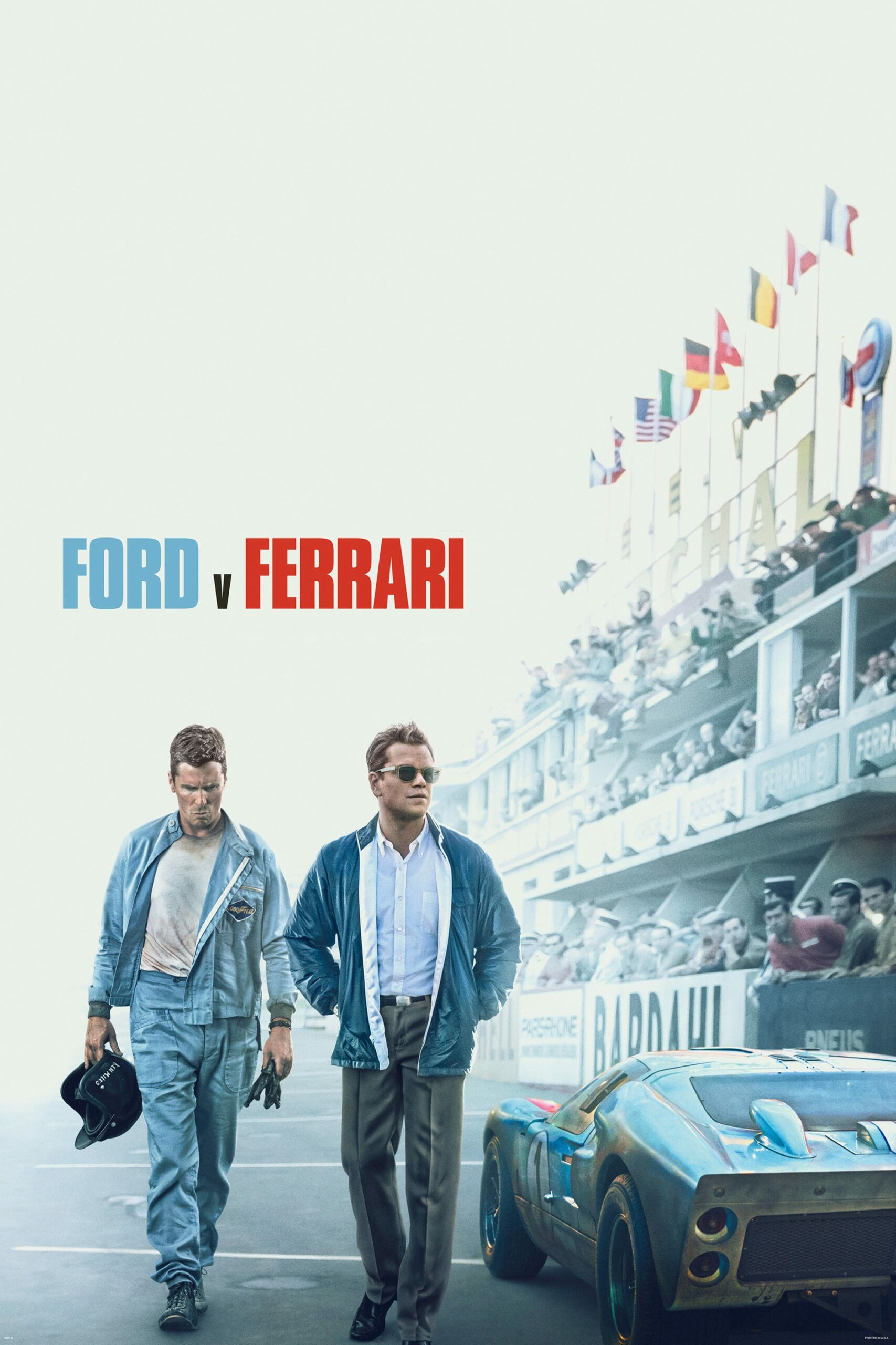 Ep125 – Ford v Ferrari – Best Movies of 2019
