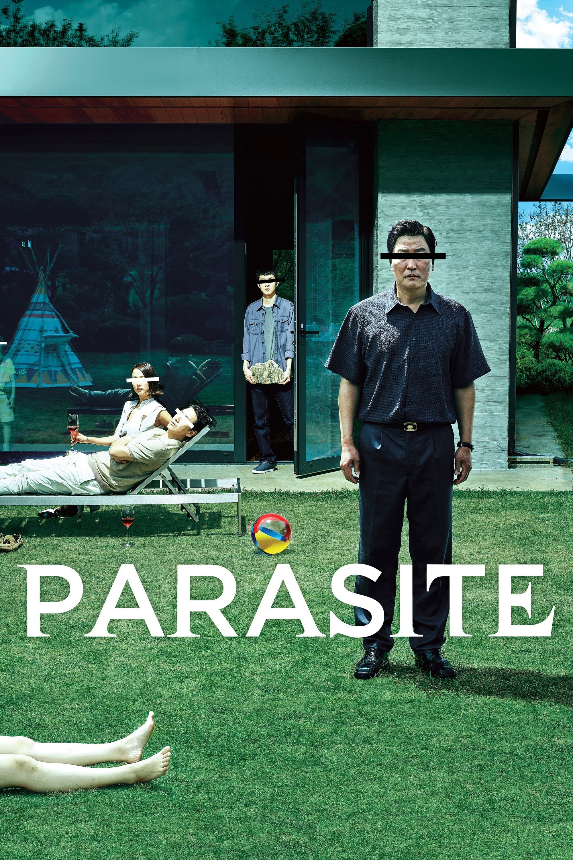 Parasite and Vampire Weekend