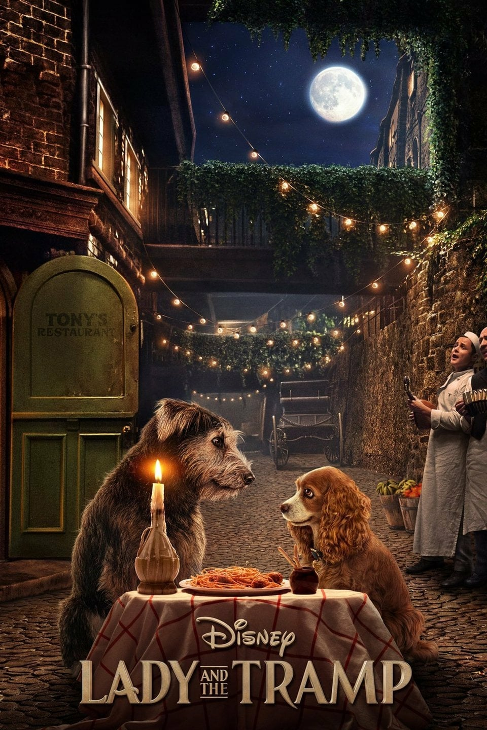 Lady and the Tramp 2019 movie review