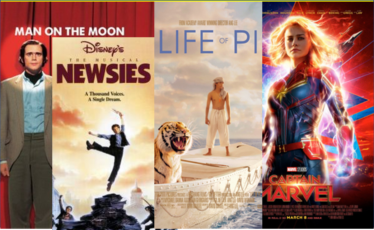 Ep140 – Inspirational Movies – The Best Movies