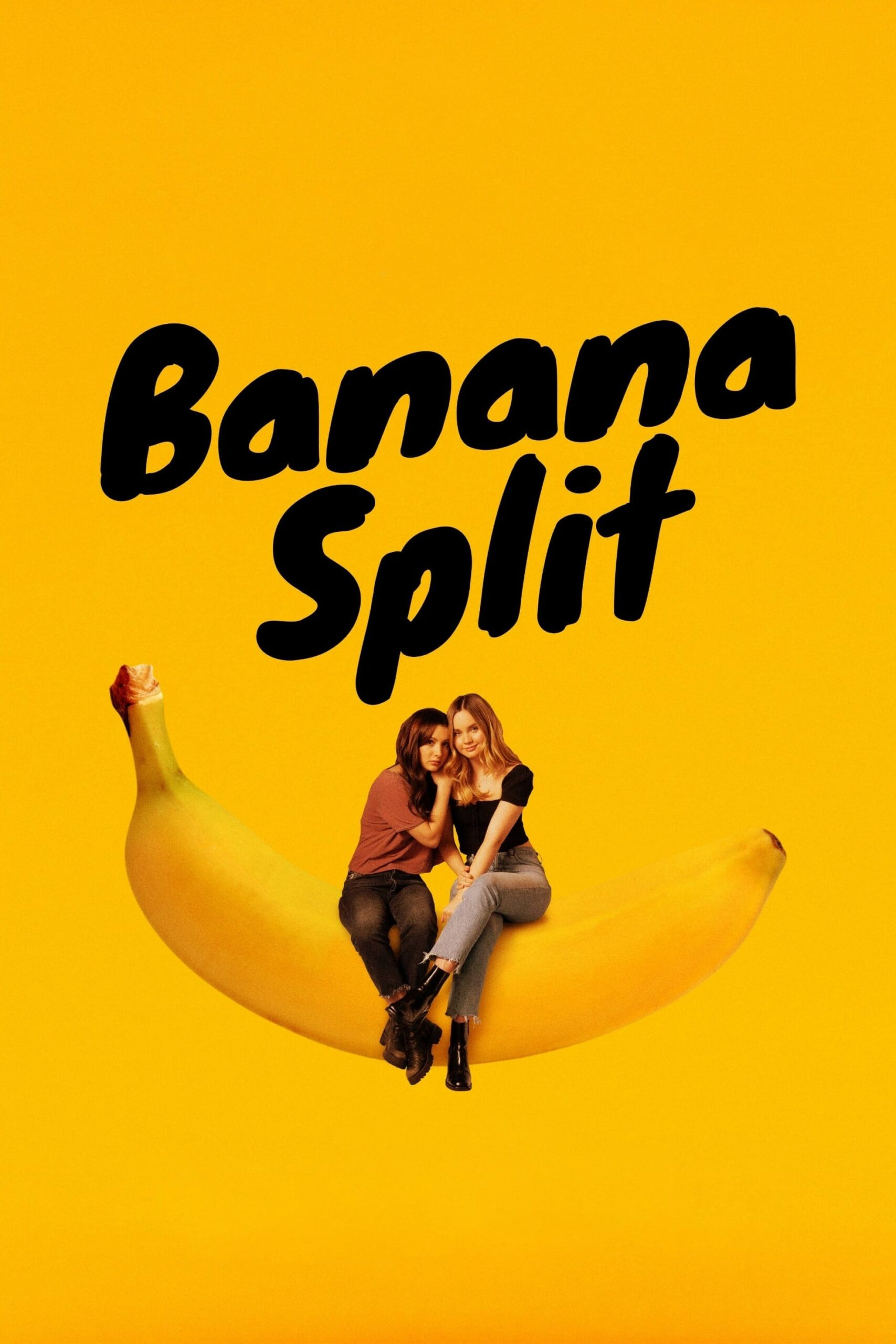 "Poster for the movie ""Banana Split"""