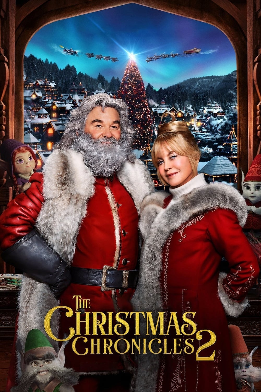 Ep169 – The Christmas Chronicles 2 – Best Movies of 2020
