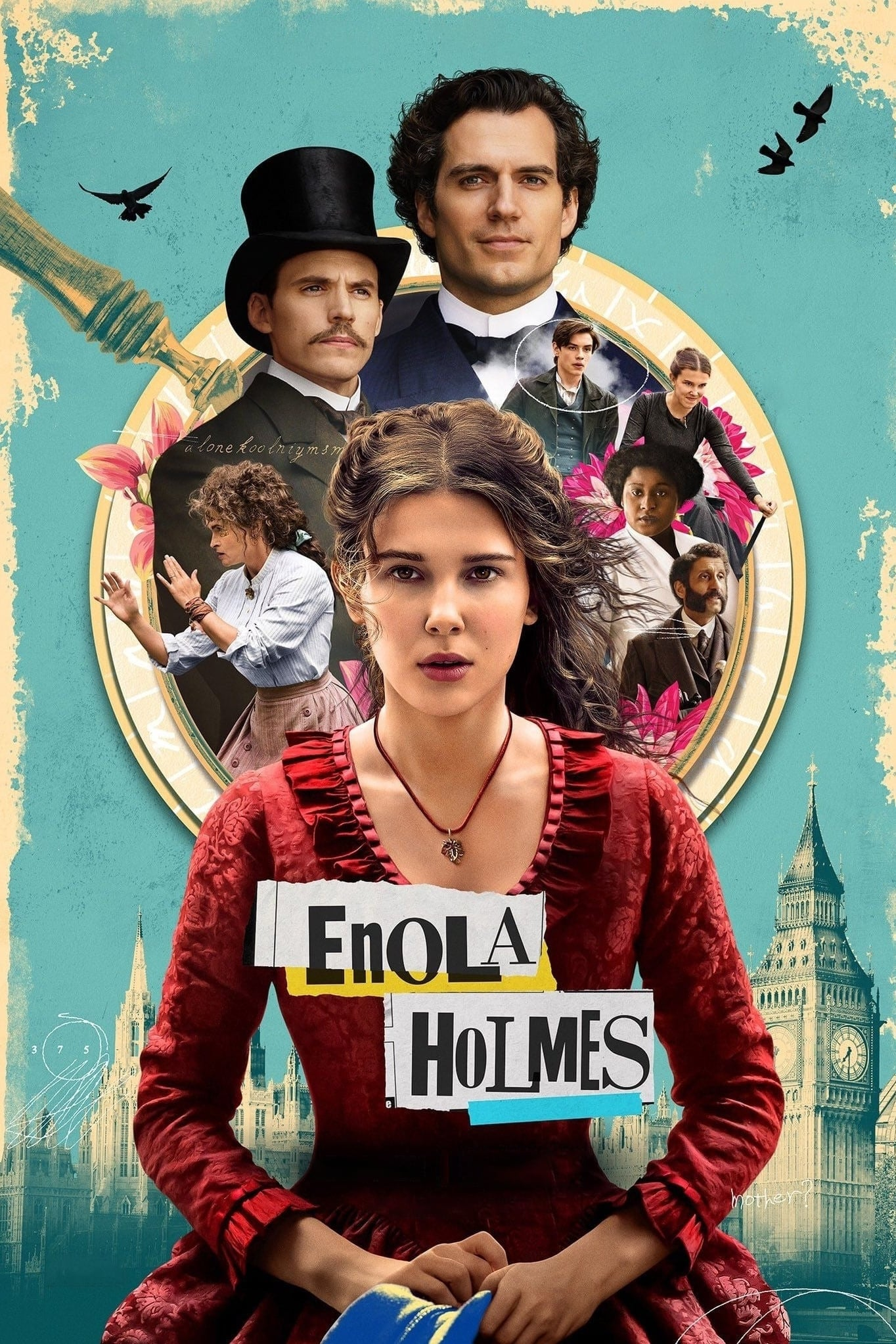Ep148 – Enola Holmes – Best Movies of 2020